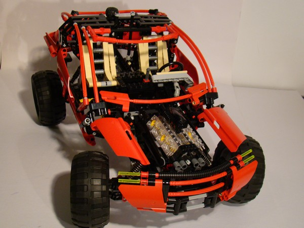 lego mindstorms fast car instructions